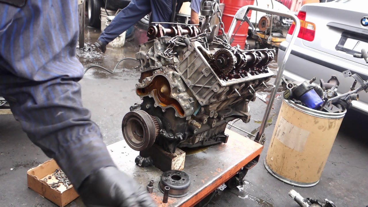 40 Ford Engine