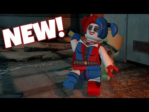 LEGO BATMAN 3: BEYOND GOTHAM SUICIDE SQUAD DLC