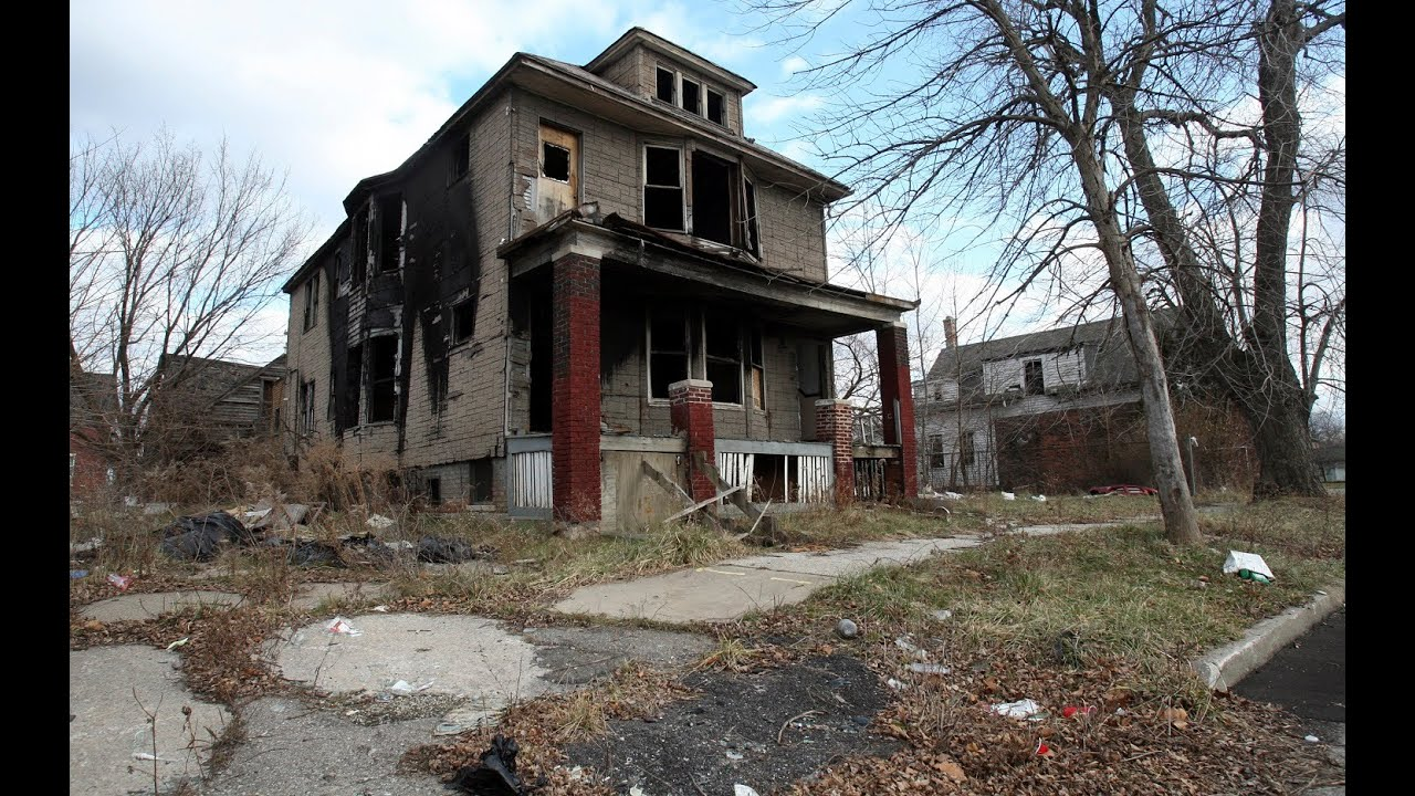Cheapest Housing In Us Michigan Is A 3rd World State With Flint Detroit Water