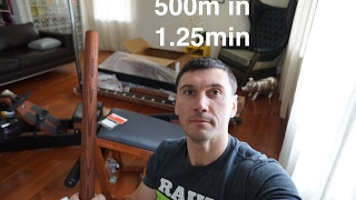 Destroying Frank Underwood's Rowing Record (#63)