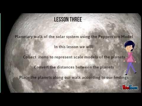 Peppercorn Solar System