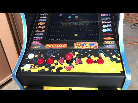 Pac-Man's Pixel Bash Chill Arcade Game