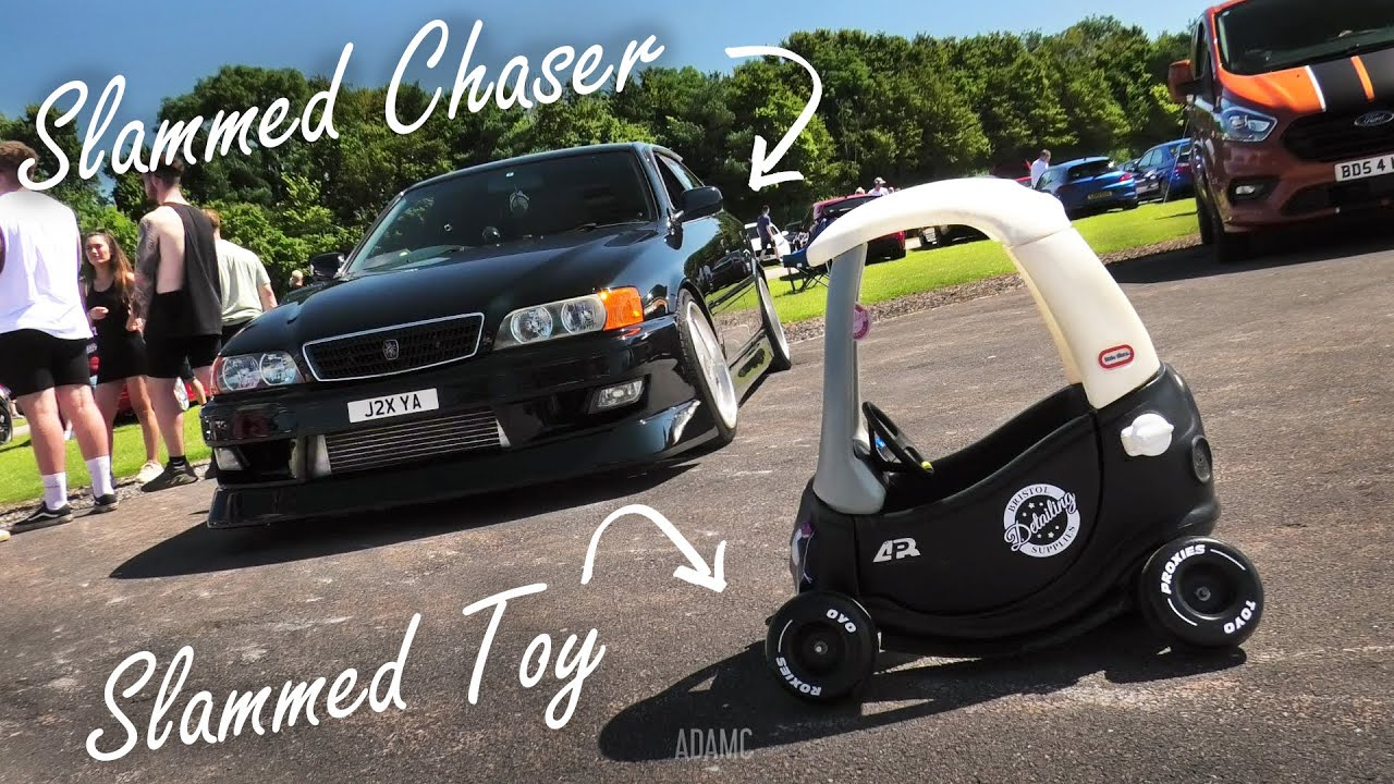 Finding Some of the WEIRDEST Modified Cars in the UK!