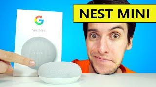 Google Nest Mini, REVIEW y UNBOXING en español