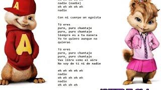 Maluma Shakira Ft Alvin Y Las Ardillas Chantaje Letra Youtube