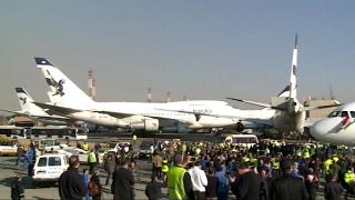 أخبار عربية وعالمية: الحكومة الايرانية تطفئ شمعة الاتفاق النووي الاولى