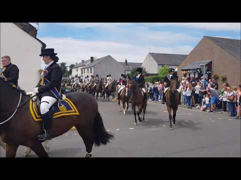 ANNAN Riding Of The Marches 2017