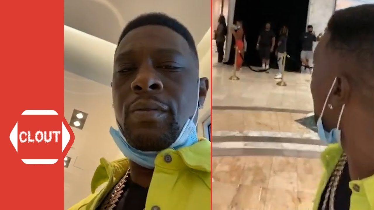 Boosie Badazz Calls Out People Standing In Line For Gucci