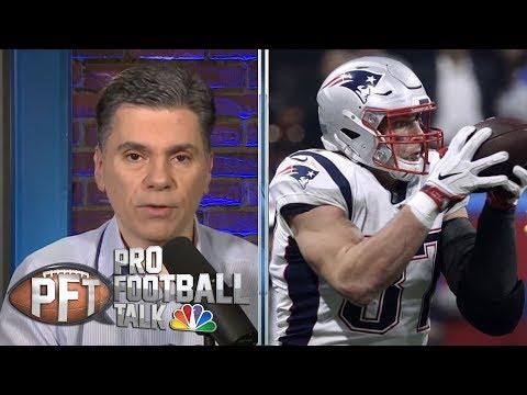 Rob Gronkowski: Florio, Simms think Patriots tight end will retire | Pro Football Talk | NBC Sports