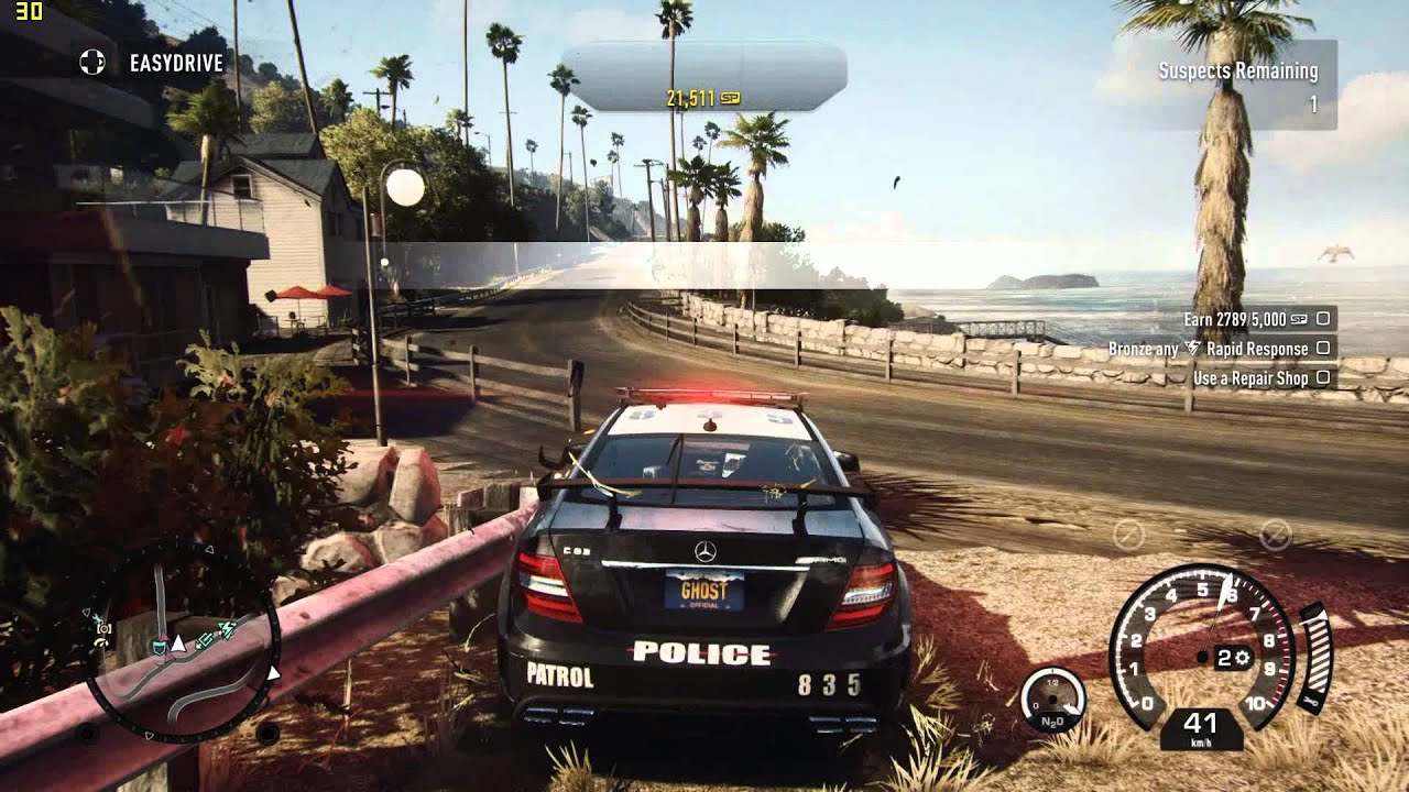 Free Download Need For Speed Rivals PC Full - Ronan Elektron