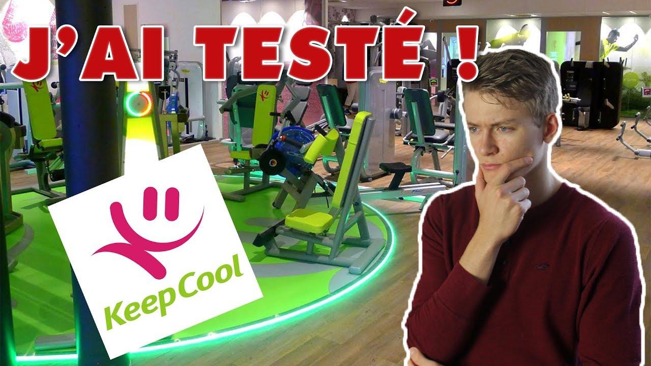 Mon Avis Sur Keep Cool Une Salle De Sport Moderne Youtube
