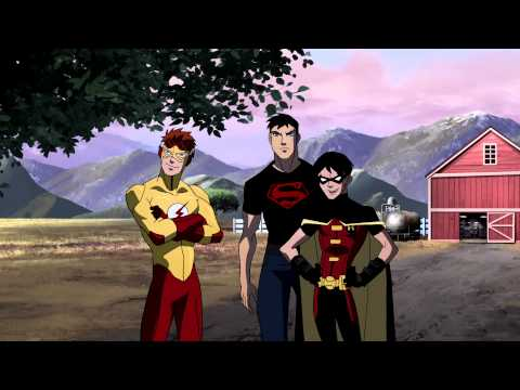 "Young Justice ""Image"" Clip"