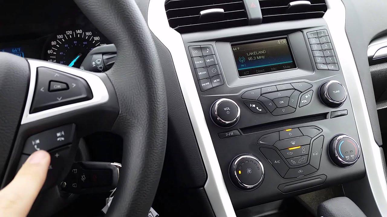 black smart sedan fusion ford review titanium car
