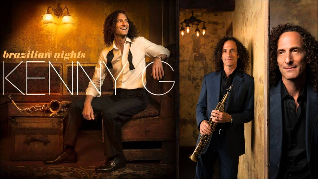 Kenny G ♥ Corcovado - YouTube