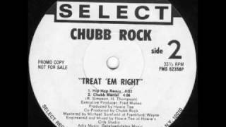 Chubb Rock - Treat 'Em Right (Instrumental).flv