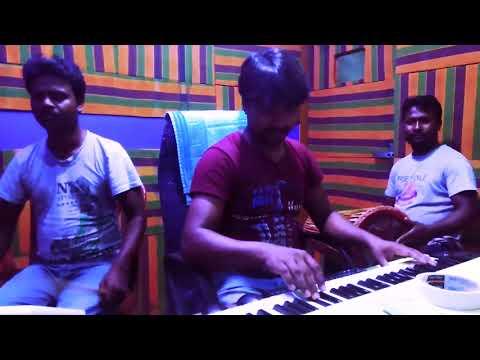 Hisid Hisid Hisid Hoy te Sari anchar . santali song instrumental
