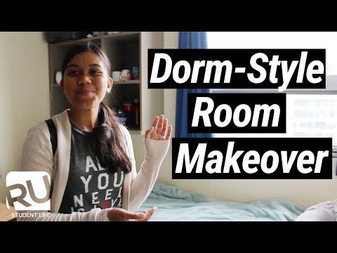 DormStyle Room Makeover  RoadToRyerson Week 3