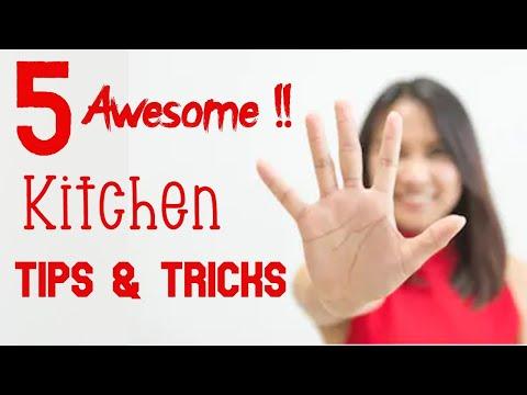 5 Best Kitchen Tips | बहुत ही जरूरी किचन के उपयोगी टिप्स | KItchenTips and Tricks in Hindi