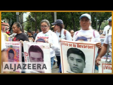 🇲🇽 Mexico's newly elected government vows to probe disappearances   Al Jazeera English