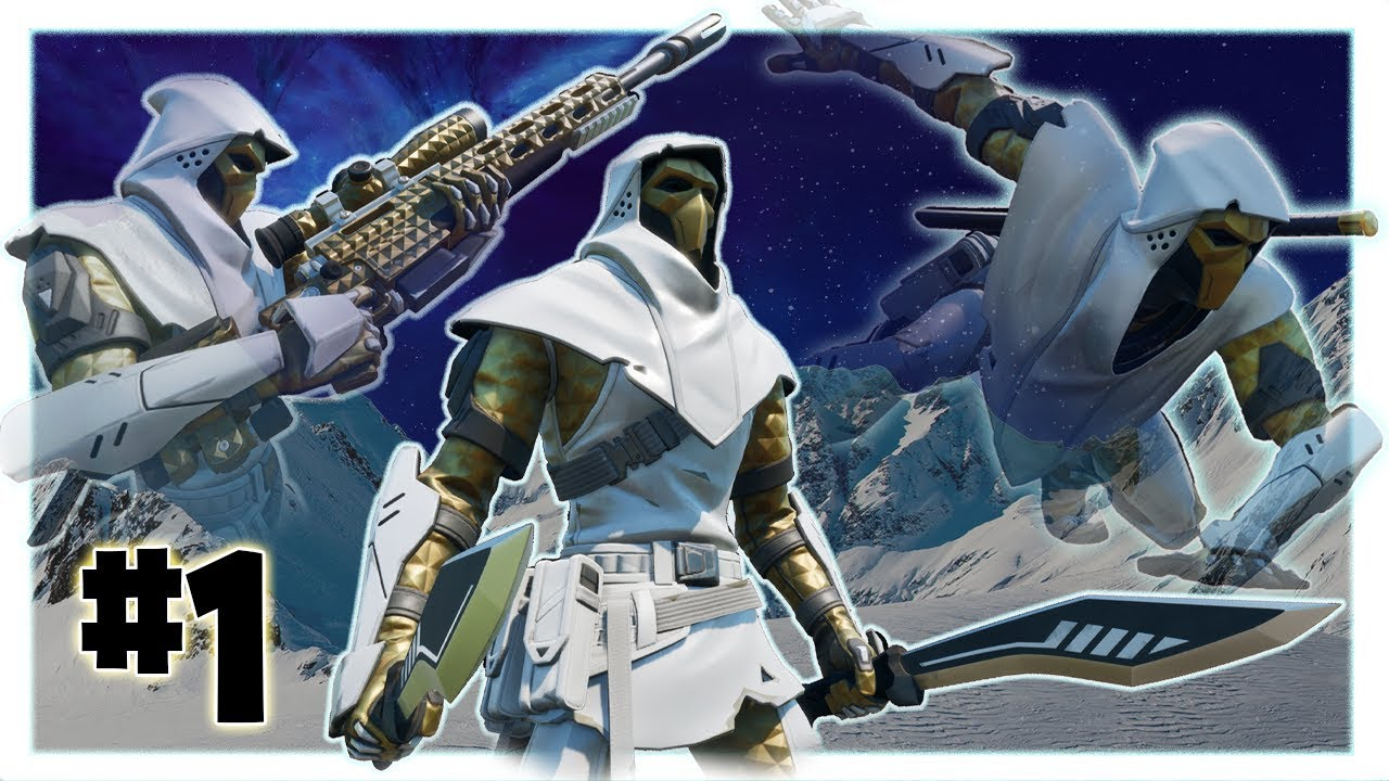 Fusion Best Skin Combos Of Fortnite Chapter 2
