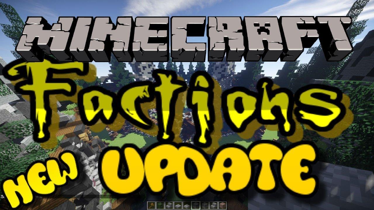 Minecraft Factions Realm/Server 2018 (XBOX ONE/MCPE/WINDOWS 10)