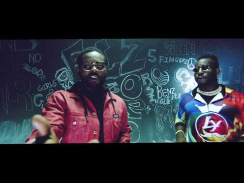 ZORO FT FALZ - BUY THE BAR (Official Video)
