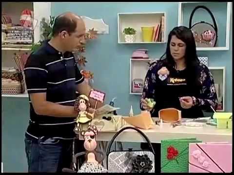 Ateliê na Tv - Rede Século - 21-06-13