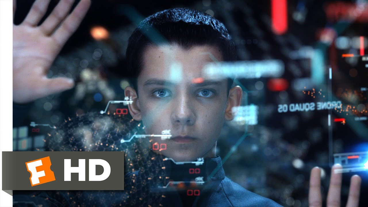 Download Ender's Game (6/10) Movie CLIP - Battle Simulations (2013) HD