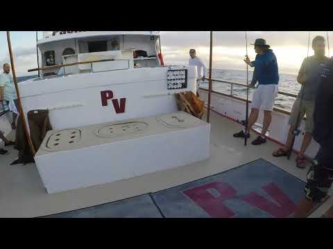 Pacific Voyager - San Diego Fishing  - Aug 11 - 13, 2018