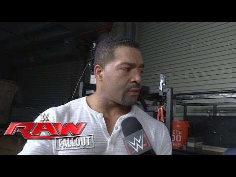 David Otunga officially joins the WWE commentary team: Raw Fallout, June 13, 2016