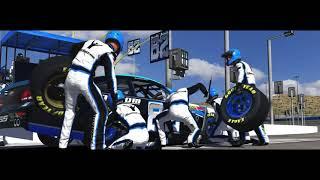 iRacing Animated NASCAR Pit Crews