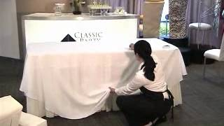 How To Add An Elegant Touch To Your Buffet Table.wmv