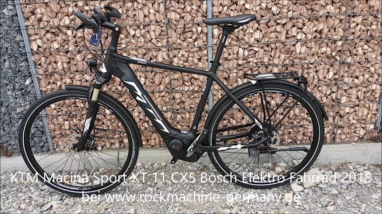 ktm macina sport xt 11 cx5 bosch performanceline cx 75nm intube 500wh intuvia elektro fahrrad. Black Bedroom Furniture Sets. Home Design Ideas
