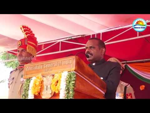 India's 70th Independence Day celebrations held in Jaffna