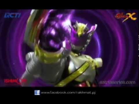 All Henshin Bima X Series HD
