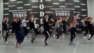 рукалицо|hiphop dance| horeo by sho