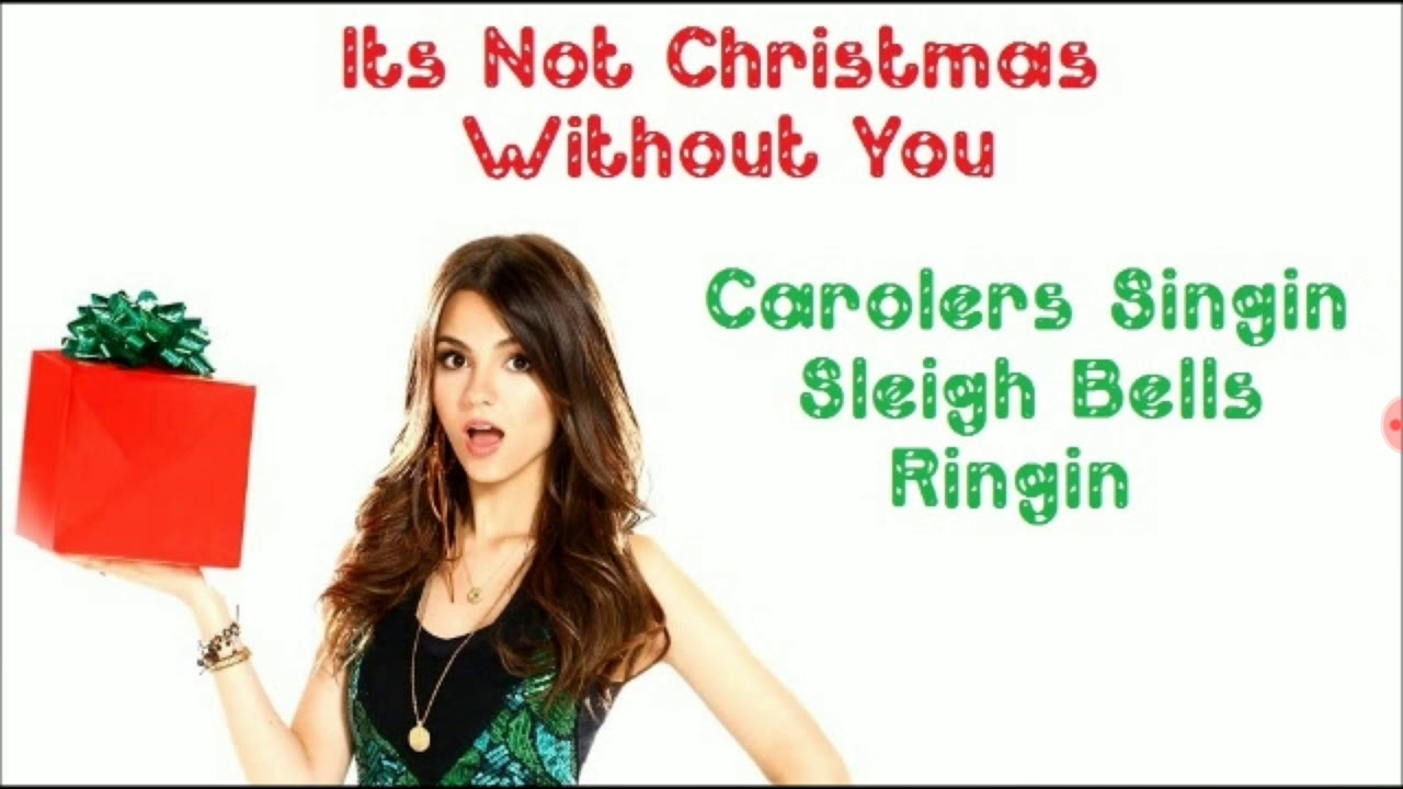 Its not christmas without you - YouTube