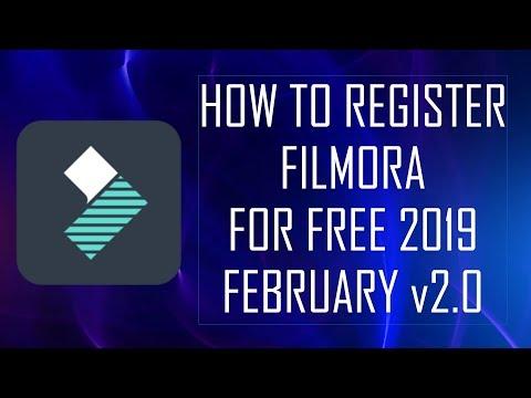 filmora 7.8 9 registration code