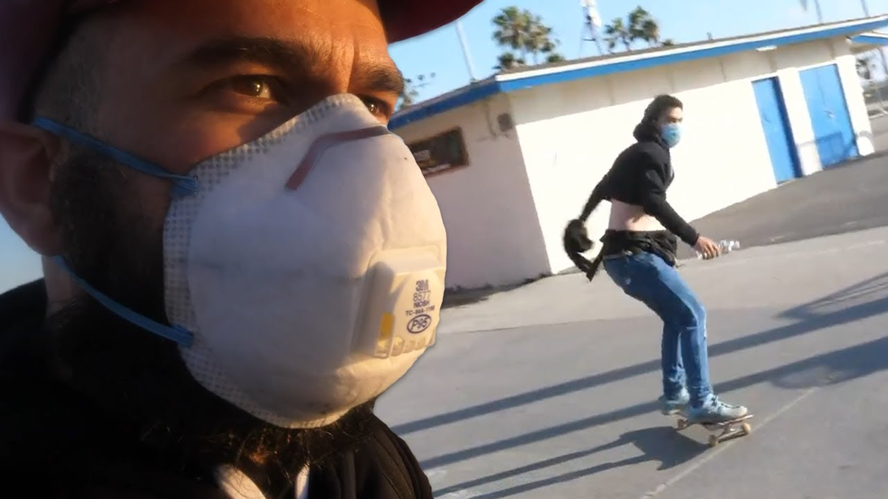 Venice Beach Quarantine Trip