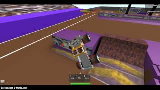 Zombie Freestyle bei Monster Jam World Finals 15 ROBLOX