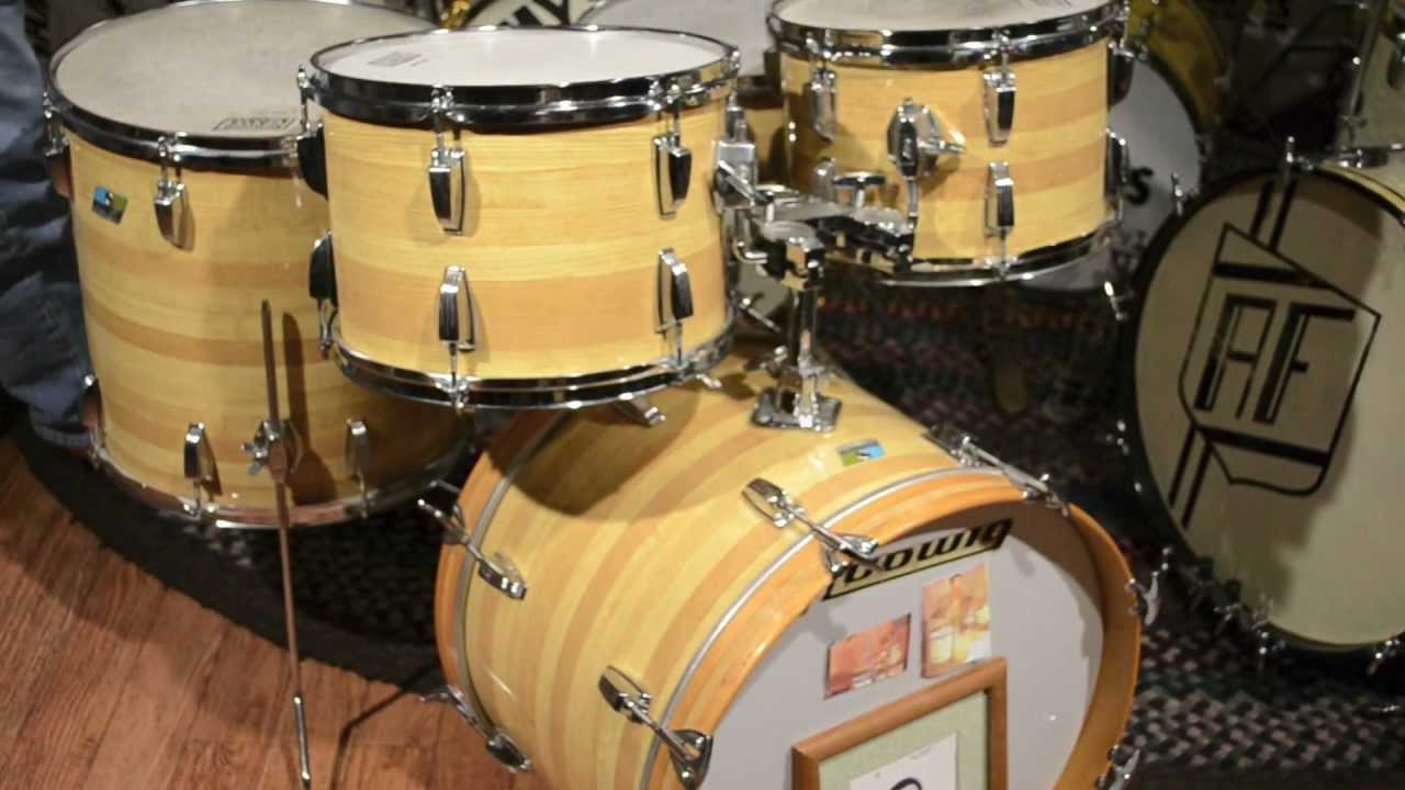 A Guide to Vintage Drums