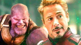 Se Revela Inicio de Avengers Endgame?- Thanos Destruirá el Guantelete?-Teorias y Noticias