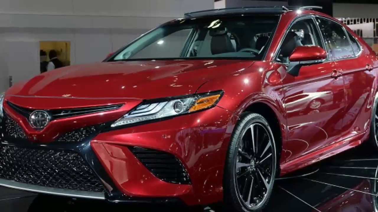 2018 toyota camry specs youtube. Black Bedroom Furniture Sets. Home Design Ideas