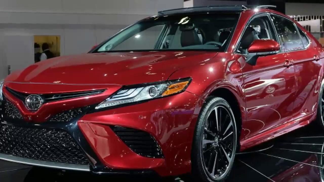 2018 Toyota Camry Specs