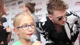 Kids Interview Bands -  Machine Gun Kelly