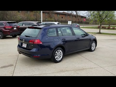 2017 Volkswagen Golf SportWagen Schaumburg, Arlington Heights, Buffalo Grove, Elgin, Northbrook, IL