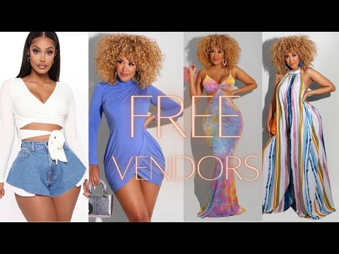 THE MOST POPULAR WHOLESALE CLOTHING VENDORS - WHERE INSTAGRA