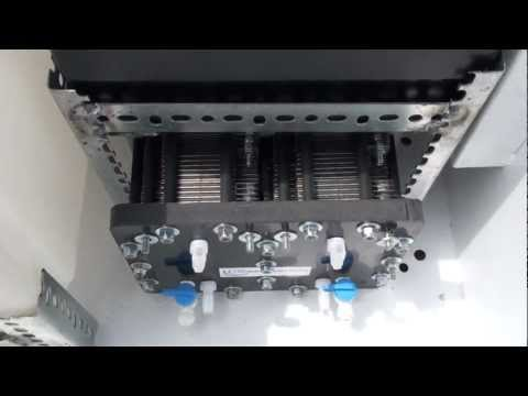 288 Plate HHO generator Dodge Ram project. Part 2