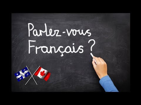 Learning Quebec French  with free resources from the Ottawa Public Library