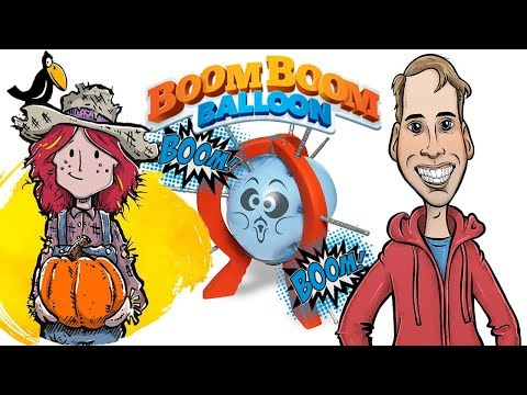 Boom Boom Balloon Challenge